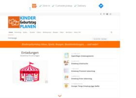 kindergeburtstag-planen.de