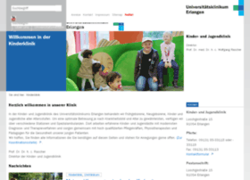 kinderklinik.uk-erlangen.de