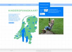 kinderopvangkaart.nl