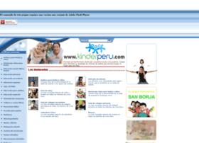 kinderperu.com