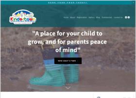 kindertownchildcare.com