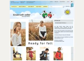 kinderwelt-weber.de