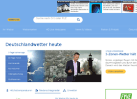 kinderwetter.com