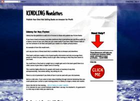 kindlingnewsletters.blogspot.com