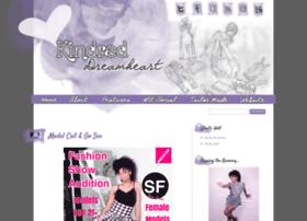kindreddreamheart.blogspot.com