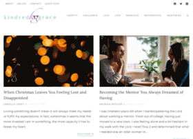 kindredgrace.com