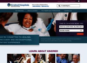 kindredhealthcare.com