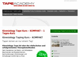 kinesiology-tape-kurs.de