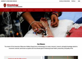 kinesiology.education.wisc.edu