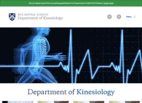 kinesiology.rice.edu