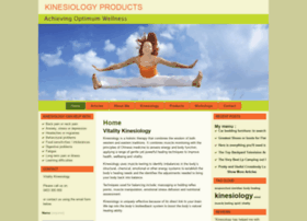 kinesiologyproducts.com