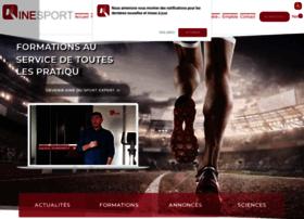kinesport.info