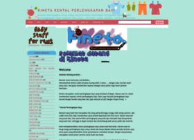 kinetarentalperlengkapanbayi.blogspot.com