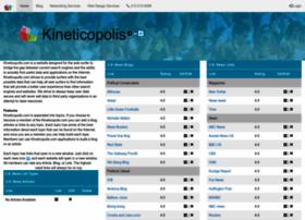 kineticopolis.com