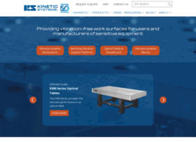 kineticsystems.com