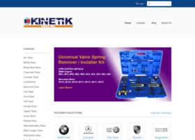 kinetikautotools.com