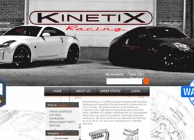 kinetixracing.com