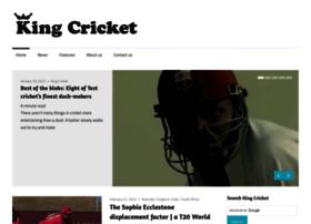 kingcricket.co.uk