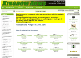 kingdomarms.com