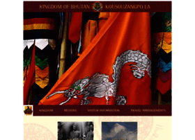 kingdomofbhutan.com