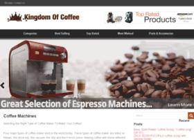 kingdomofcoffee.com