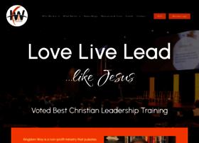 kingdomwayministries.net