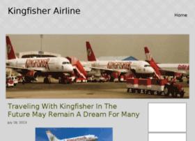kingfisher-airline.jigsy.com