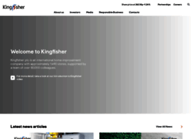 kingfisher.com