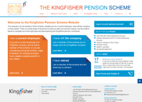 kingfisherpensions.com