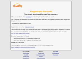 kinggame-pro.5forum.net