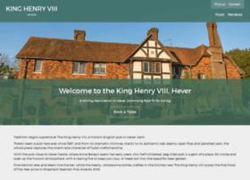 kinghenryviiihever.co.uk