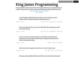 kingjamesprogramming.tumblr.com