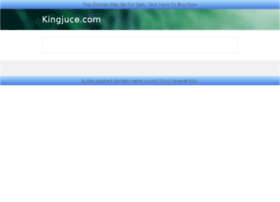 kingjuce.com