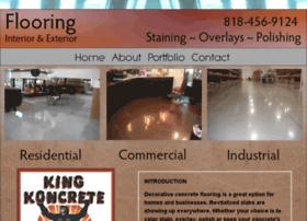 kingkoncrete.us