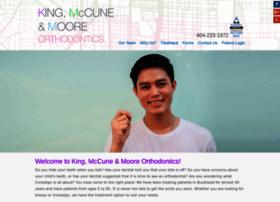 kingmccuneorthodontics.com