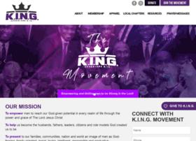 kingmovement.com