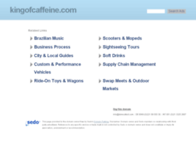 kingofcaffeine.com