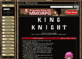 kingofknight.com