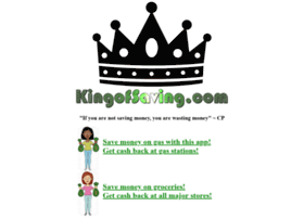 kingofsaving.com