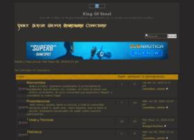 kingofsteel.foromotion.net