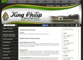 kingphilipmiddleschool.schoolfusion.us