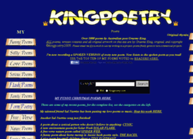 kingpoetry.com