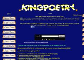 kingpoetry.com
