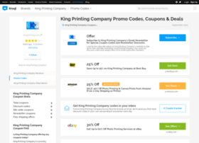 kingprintingcompany.bluepromocode.com