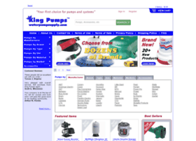kingpumpstore.com
