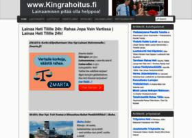 kingrahoitus.fi
