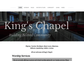kings-chapel.org