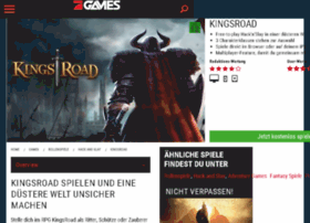 kings-road.prosiebengames.de