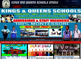 kingsandqueensschools.com