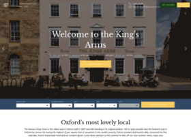 kingsarmsoxford.co.uk